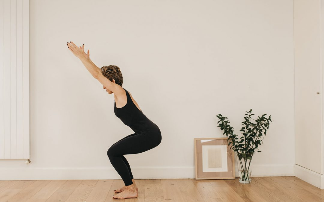 Mercedes Power Flow Yoga
