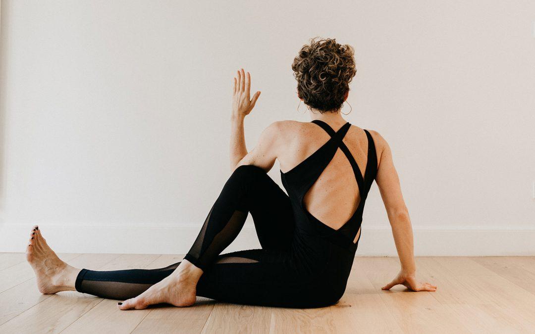 Mercedes Twists Flow Yoga